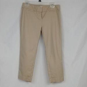NWOT-Ann Taylor LOFT Marissa Cropped Pants